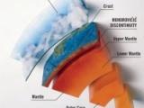 Два объяснения существованию границы в земной мантии